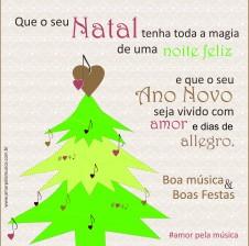 #Boas Festas