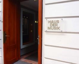 Haus der Musik: a Casa da Música de Viena