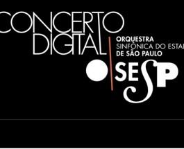 OSESP realiza concerto ao vivo pela internet