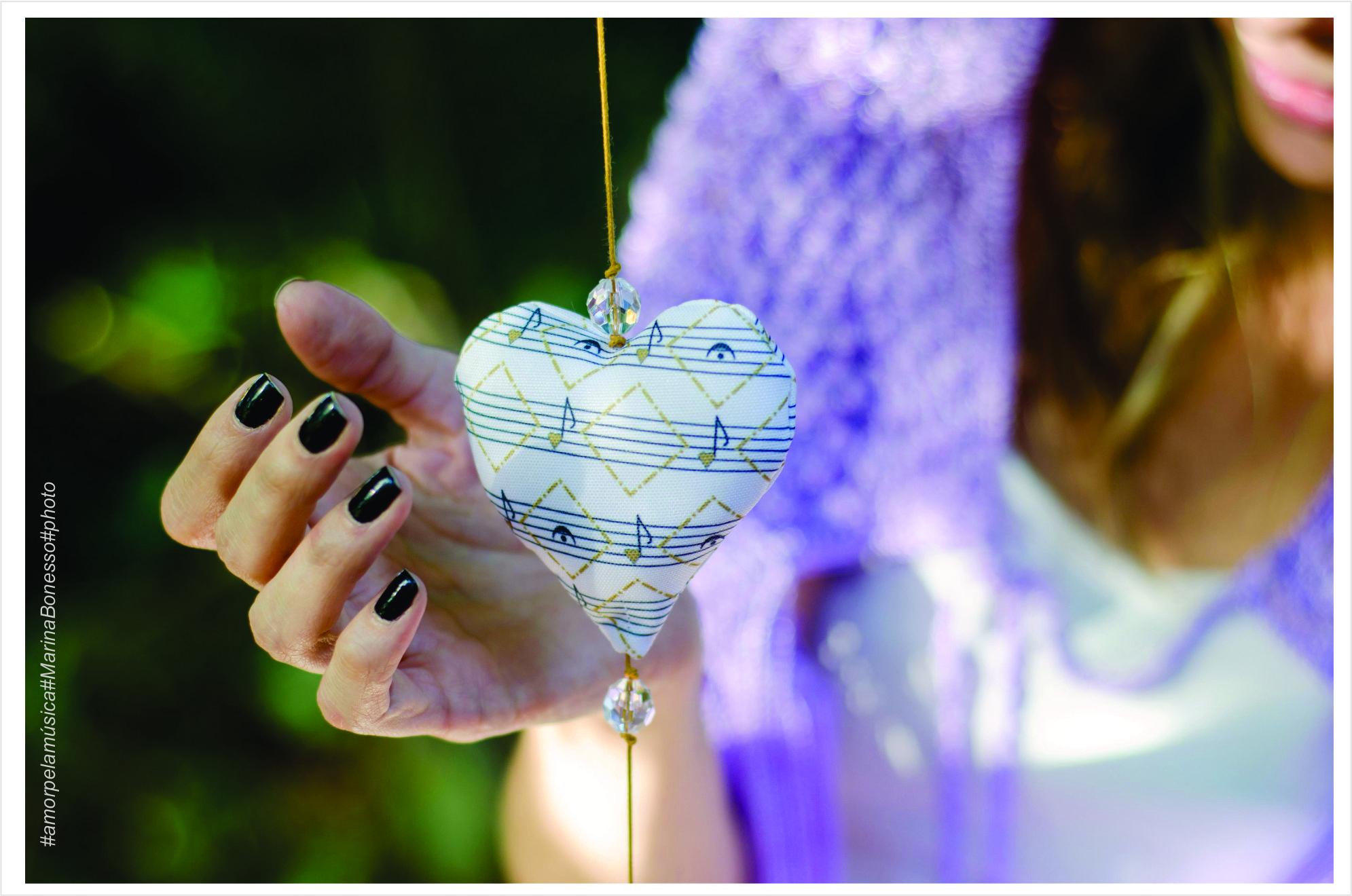 Estampando o Amor pela Música!