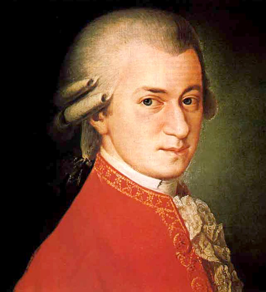 Obra completa de Mozart para Download