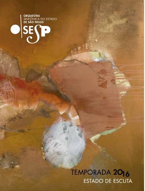 Disponível para download o 'Livro da Temporada 2016' da OSESP